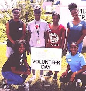 KSU Minorities in Medicine group, volunteering, Simple Needs GA